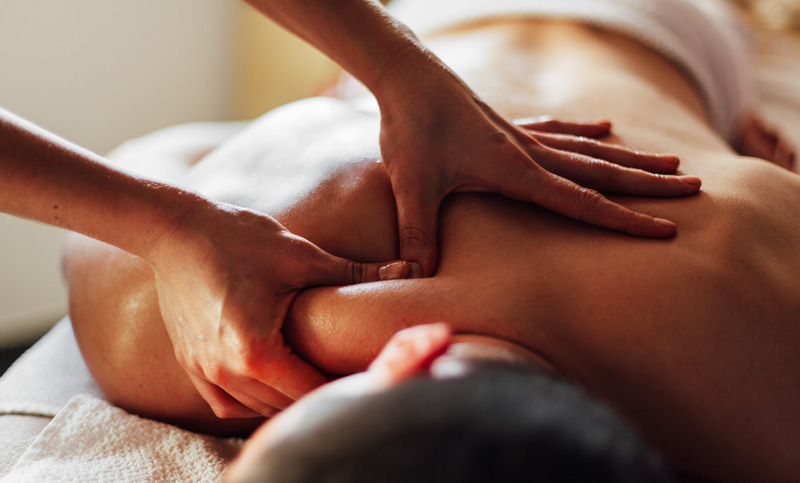 Positive Effects of Massage for Scars