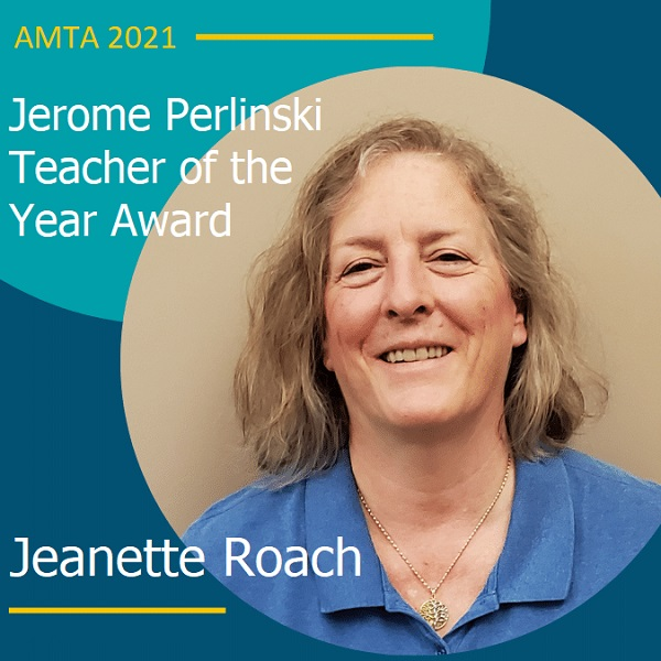 Instructor at Irene's Myomassology Institute Wins Prestigious Award